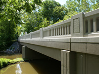 Burnt Mill Rd. Bridge, railing replacement, Somerset Co., NJ